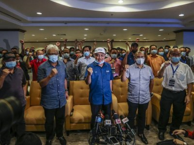 'Don't need to guess', Gabungan Rakyat Sabah says will reveal CM pick just before swearing-in