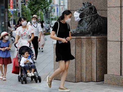 Japan to further ease Covid-19 entry curbs but not for tourists, says report