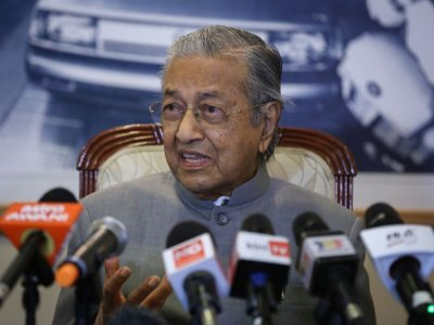 Dr Mahathir says will not contest in GE15