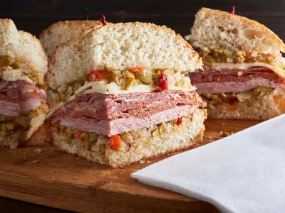 Muffuletta, trapizzino and puccia: Do you know the difference between these Italian sandwich styles?