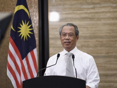 Despite Anwar's claim, it's work as usual for PM Muhyiddin