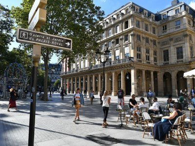 And the most creative city worldwide is... Paris