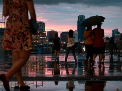 Less rain for Singapore in second half of September, temperature up to 34°C some days