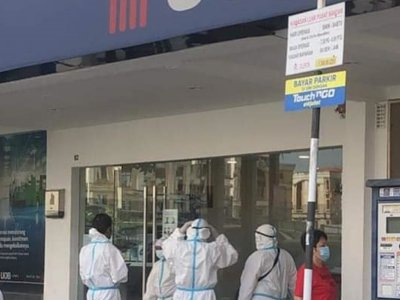 UOB Malaysia closes Kepong branch after employee tests positive for Covid-19 following Sabah trip