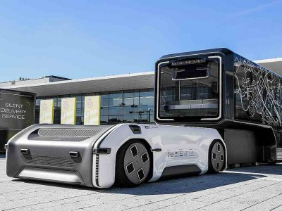 Aerospace industry exploring future of mobility in tomorrow's cities