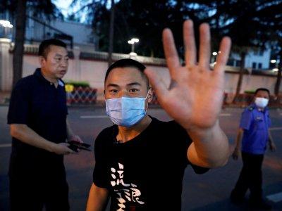 北京发人质外交信号      美媒:中国或扣留美国公民