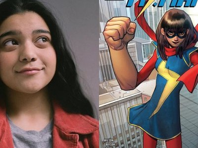 Canadian actress Iman Vellani lands role as Marvel's first headlining Muslim superhero