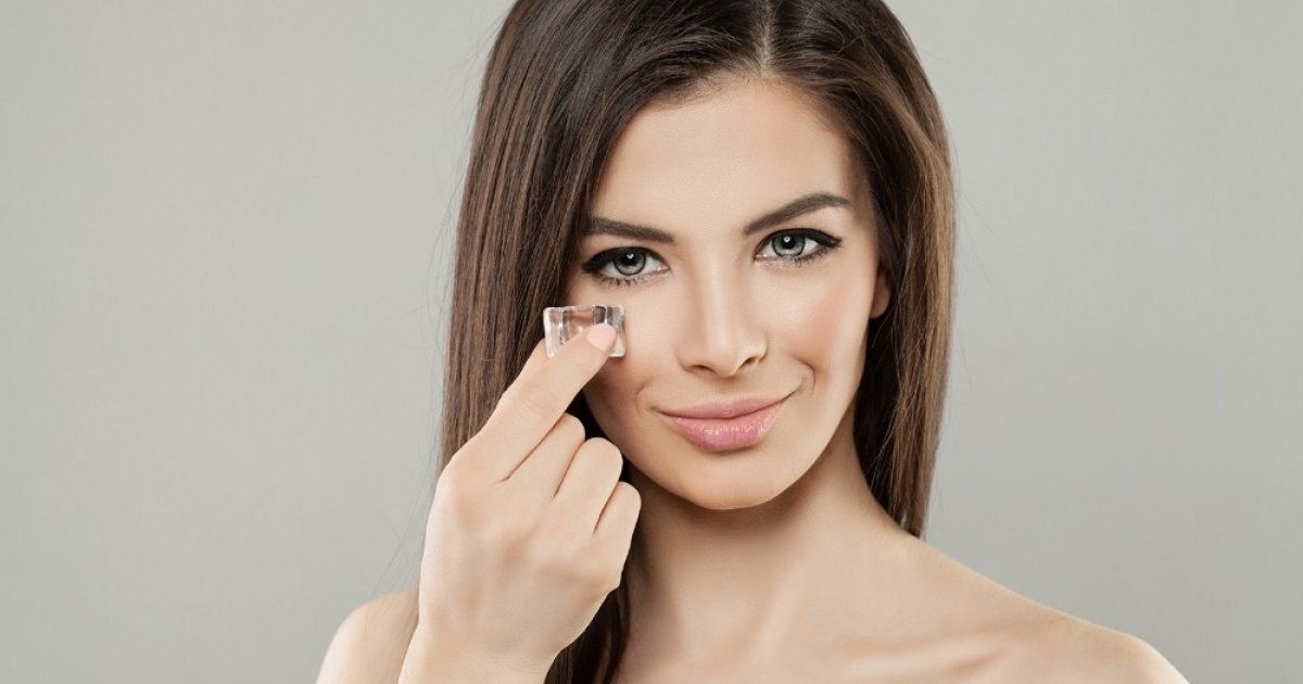 skin icing _ get rid of pimples fast