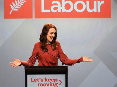 纽西兰执政党大胜   总理:3周内组政府