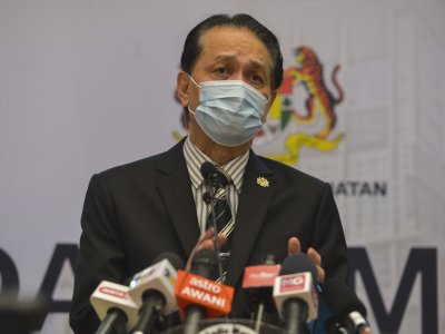 Dr Noor Hisham says beds, medical supplies in Sabah sufficient despite rising Covid-19 cases