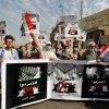Iraqis rally to relaunch year-old anti-government revolt