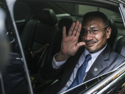 Hishammuddin says never worked towards being Malaysia's deputy prime minister