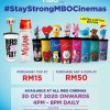 MBO Cinemas launches #StayStrongMBOCinemas campaign offering limited edition merchandise up for sale