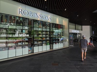 Robinsons to close Malaysia department stores