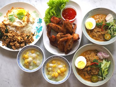 RMCO food delivery: Brighten up the weekend with home-cooked Siamese food from Puchong's Ka-Thee Siam Cafe