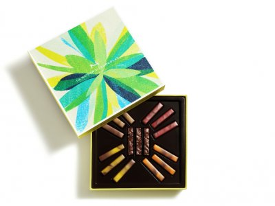 How the finest French chocolatiers are crafting free-form chocolate