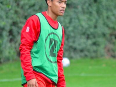 Luqman Hakim makes first appearance in Belgian Premier League