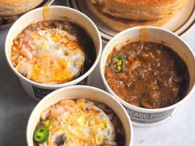 RMCO food delivery: Here's to a tummy warmer from KL's Kacang Phool by amudi