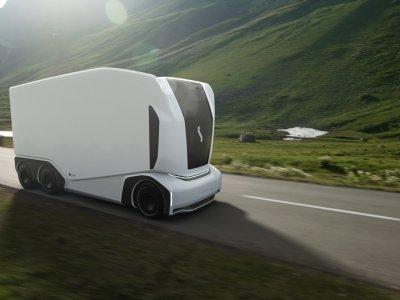 Drone trucks deliver the future of haulage