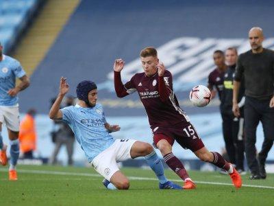 Guardiola resigned to losing Man City defender Garcia