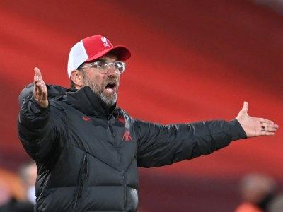 Pandemic makes this my toughest season, says Liverpool boss Klopp