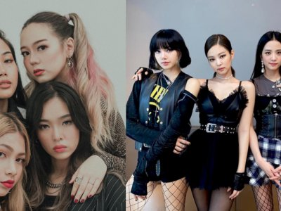 Malaysian girl band Dolla denies ripping off K-pop's Blackpink, says critics entitled to their opinions (VIDEO)