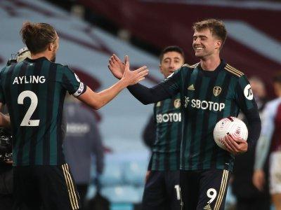 Bamford grabs hat-trick as Leeds end Villa's winning start