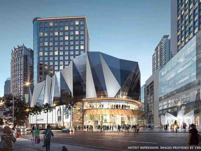 The Starhill mall to reopen in 2021