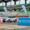 Speed, safety and style: What it's like to be behind the wheel of new Proton X50