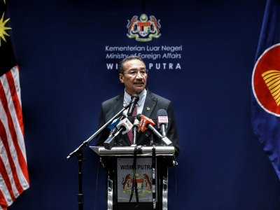 Foreign minister: Malaysia supports any reconciliation effort to end political crisis in Myanmar