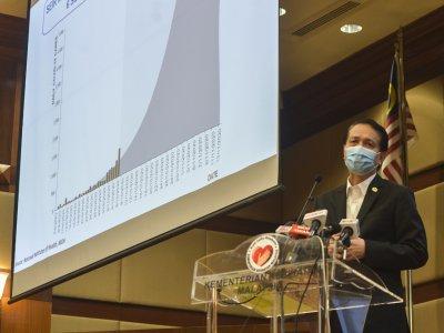 全国基本传染数1.04 诺希山:登州1.36最高