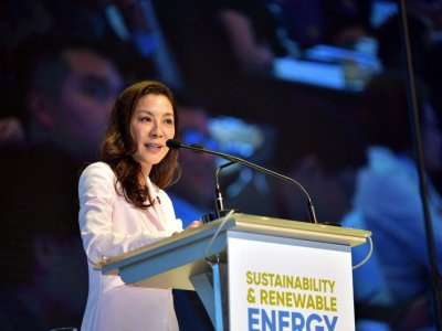 Actress Michelle Yeoh among BBC's 100 'most inspiring and influential women' of 2020
