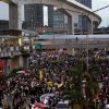 Thai protesters target would-be coup makers as rumours swirl