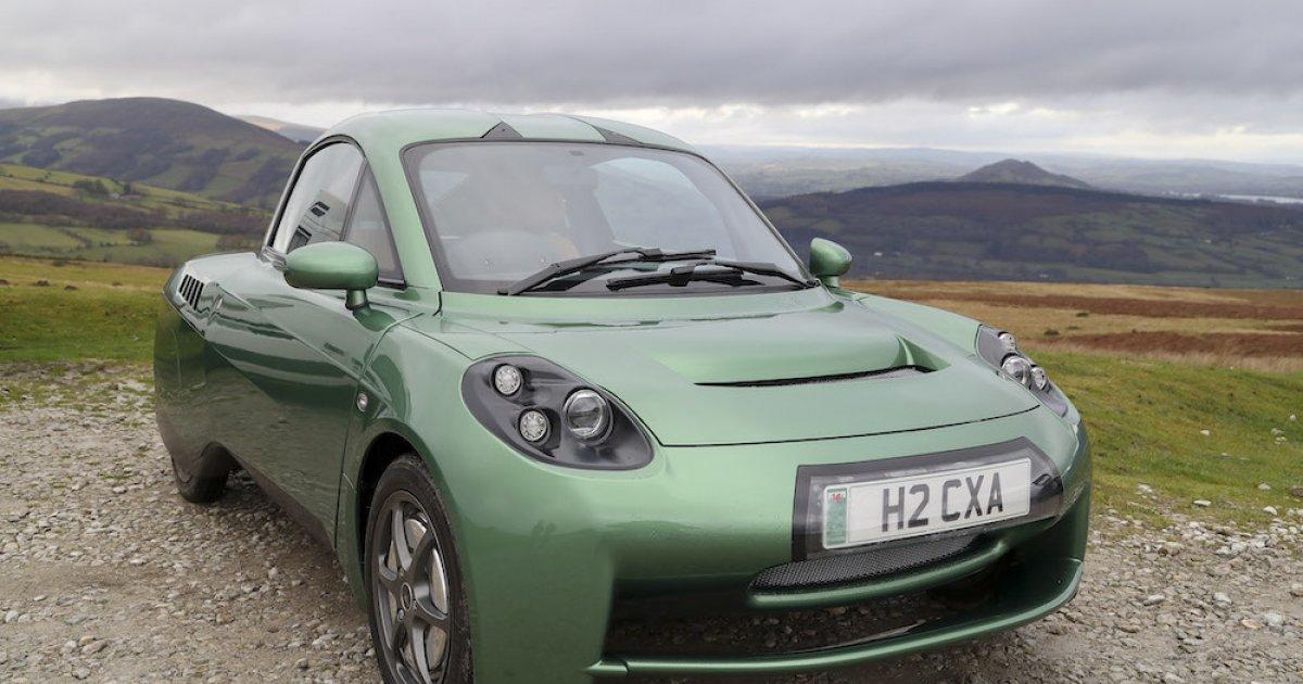 UK's sole hydrogen car maker bets on green revolution ...