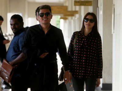 TV personality Awal Ashaari files RM750,000 counter claim against Naz Empire