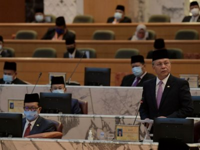 Johor presents deficit budget for next year at RM248.14m