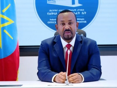 Ethiopia's Abiy tells African Union he stands by Tigray military campaign