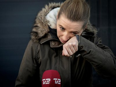 In tears, Danish PM apologises for handling of mink crisis