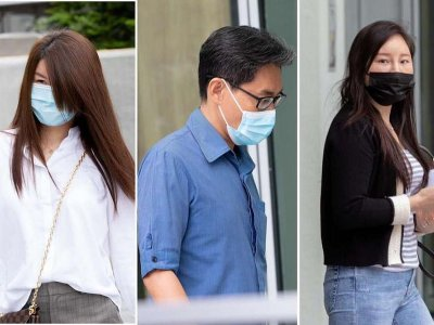 Singapore ICA officer charged with taking bribes from China women in return for special passes
