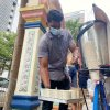 Unable to get a job, KL graduate cycles around Brickfields selling RM1 Masala Tea