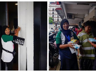 Formerly homeless, this KL lady now runs feeding programme for the poor in Chow Kit