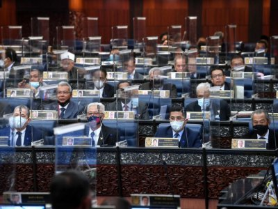 Opposition again fails to stop Finance Ministry's RM21b spending for Budget 2021 in second bloc vote of the day