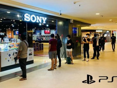 Disappointment on social media as Playstation 5 pre-orders sold out in Malaysia
