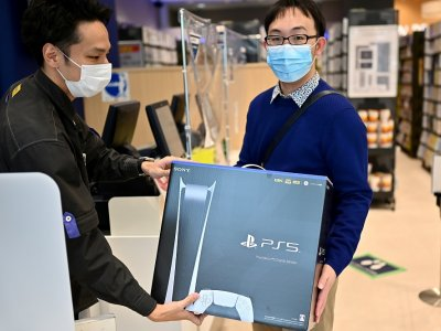 New PlayStation 5 hits market ready for battle with latest Xbox