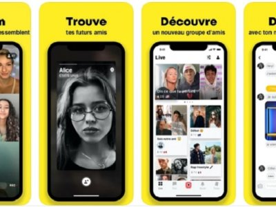 The latest social app that's a hit with teens