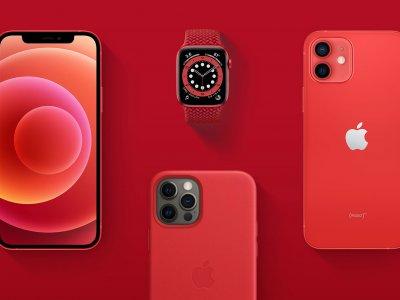 不仅帮助爱滋病社群! 现在购买Apple Product(Red)也可歇止疫情