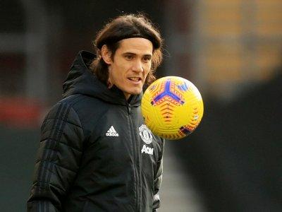 Cavani will be energised by facing PSG, says Solskjaer