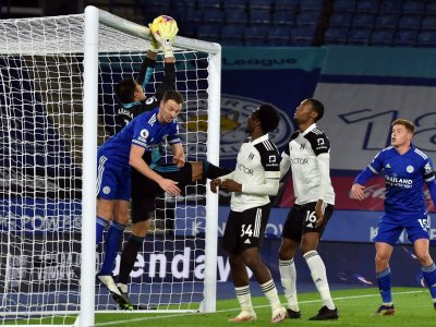 Fulham shock Leicester to escape relegation zone