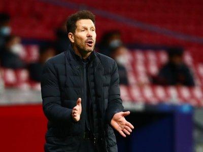 Champions League a headache for Atletico, says Simeone