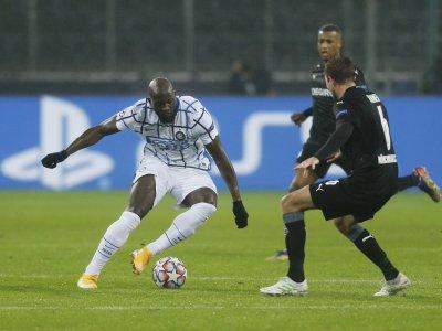 Lukaku double keeps Inter alive in Champions League
